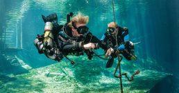 Sidemount Dive Course Perth